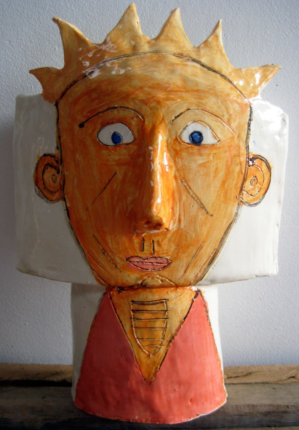 Portrait Pot