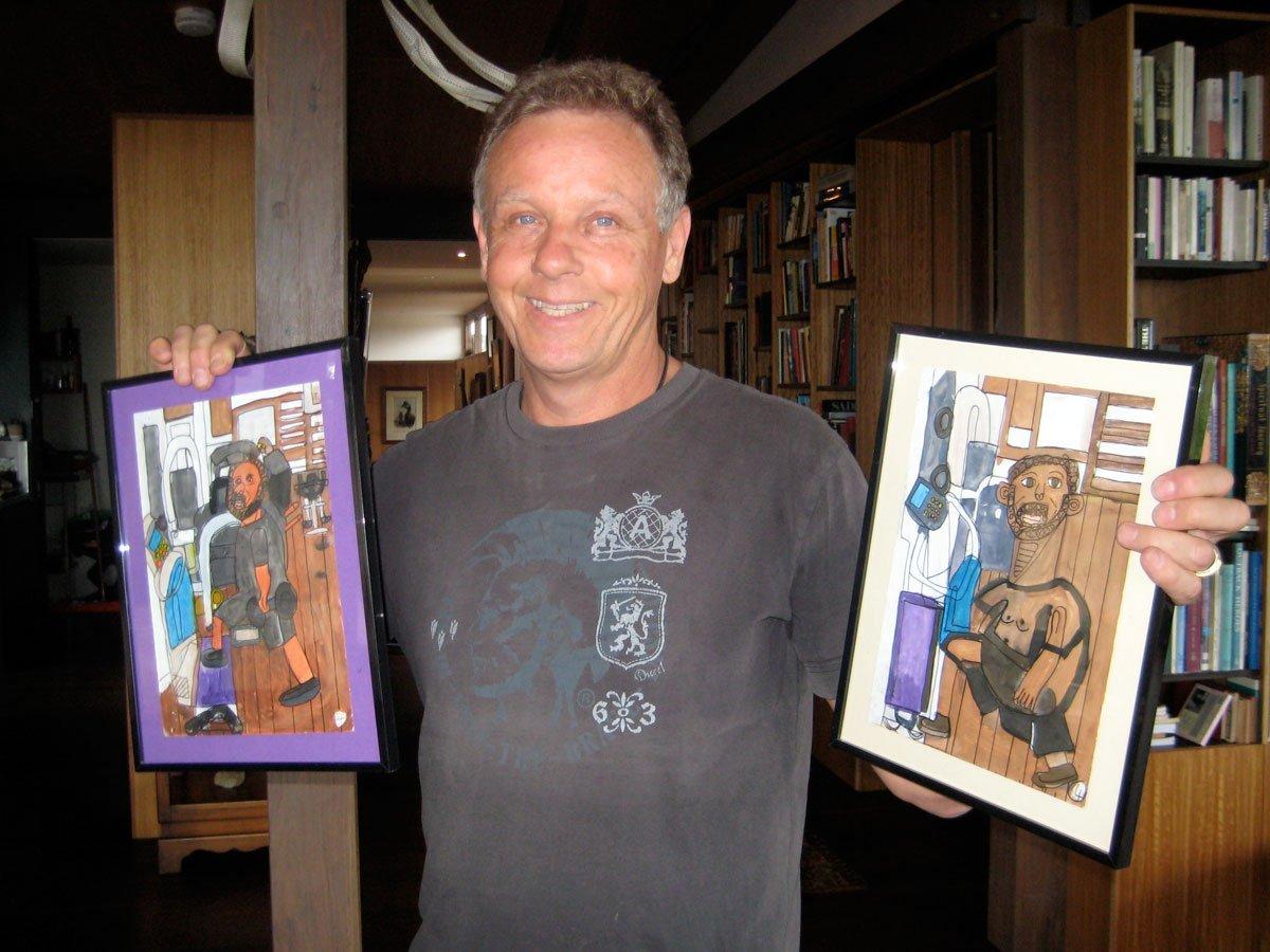Robert Bleakley - Art Collector