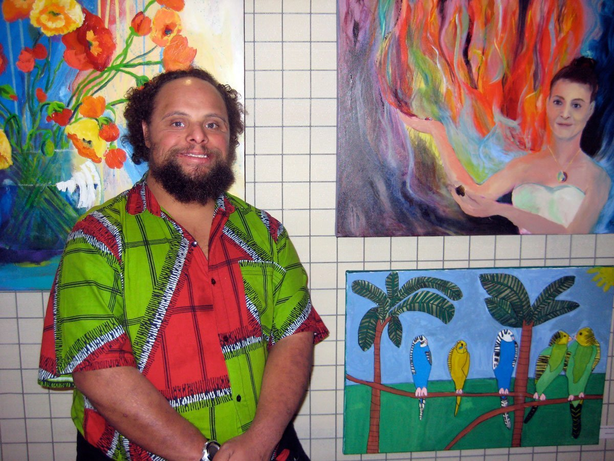 Zion Art Exhibition