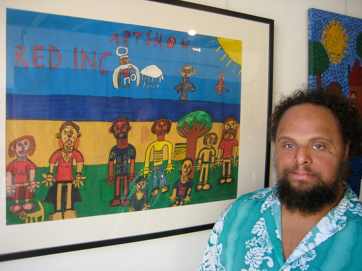 Zion Levy Stewart Red INc Exhibit