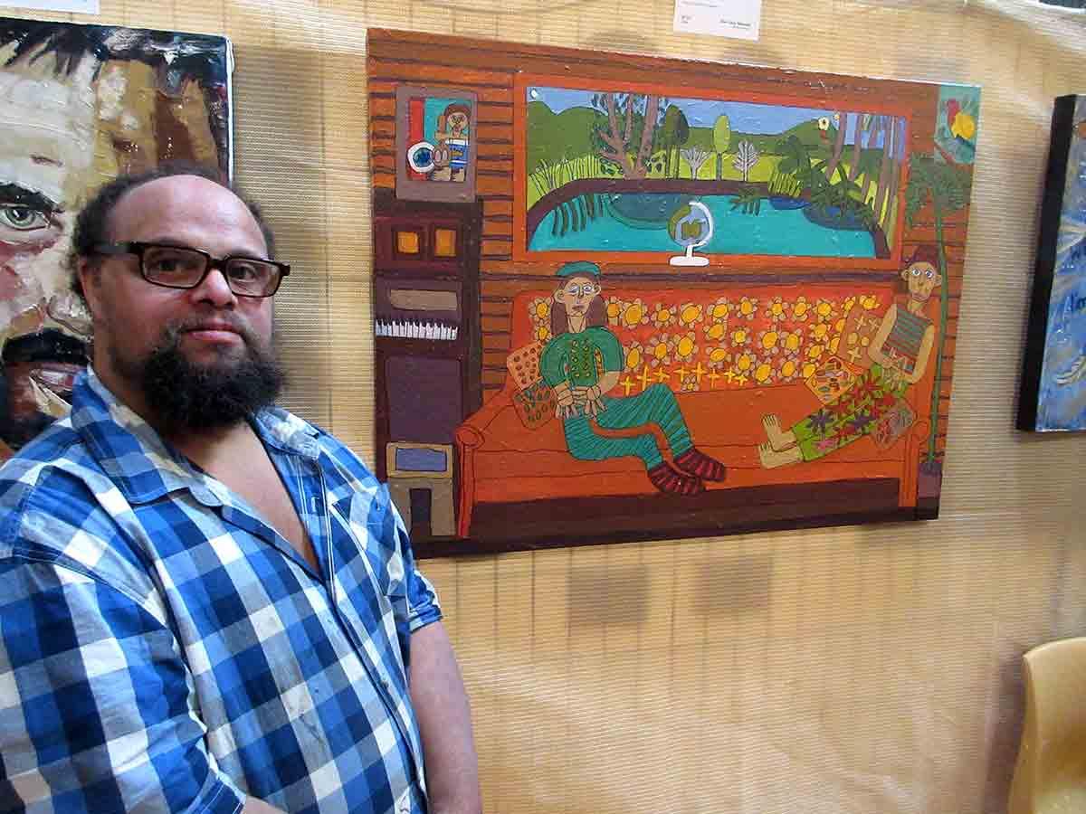 Zion Levy Stewart Ocean Shores Art Expo 2016