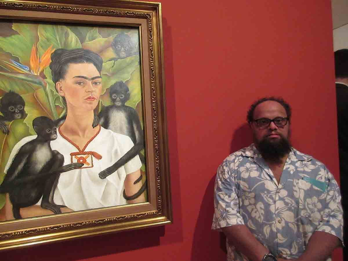 Frida Kahlo Exhibition Sydney 2016