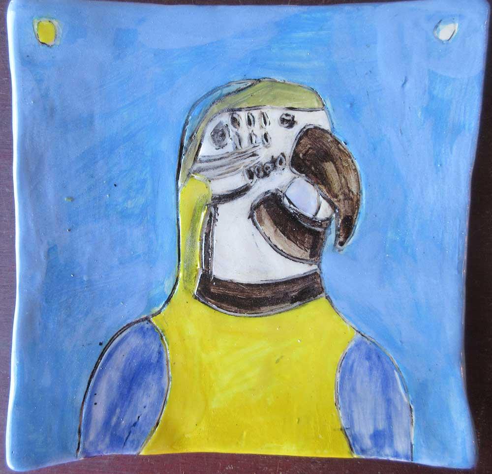 Toucan Plate Zion Levy Stewart