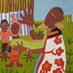 African Family Zion Levy Stewart Paradise Mullumbimby