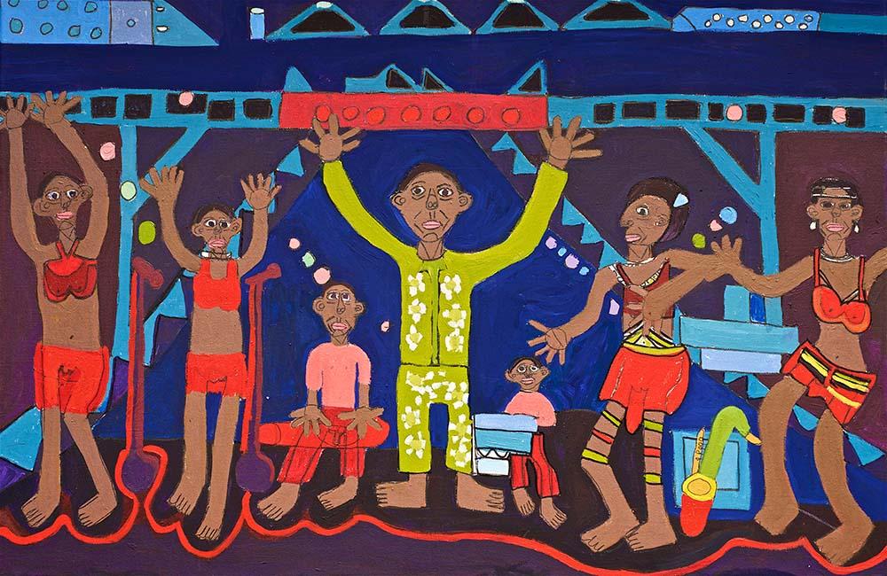 Fela Kuti Show Zion Levy Stewart 2018