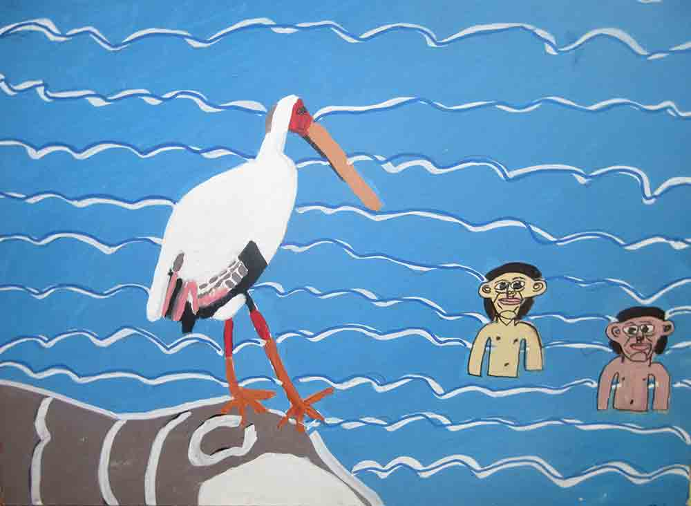 Long Legged Bird Zion Levy Stewart SheOak Shack Fingal Head
