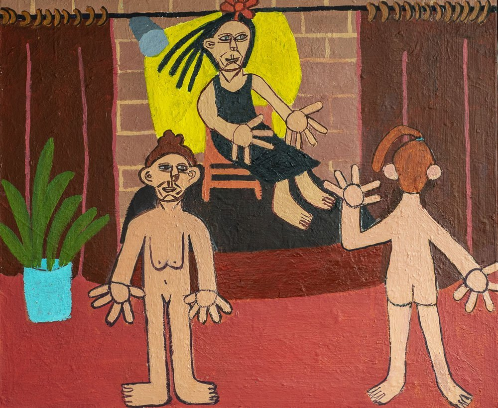 IN the Spotlight Zion Levy Stewart Artist Mullumbimby